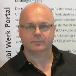 Dozent Michael Fischer