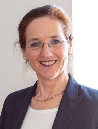 Dozentin Andrea Stasche